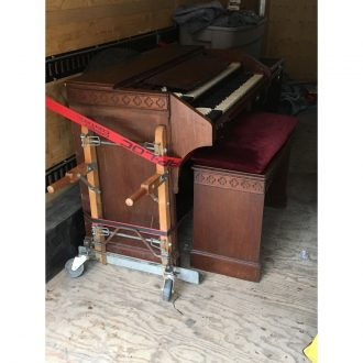 Hammond C3 with 122 Leslie (Vintage)