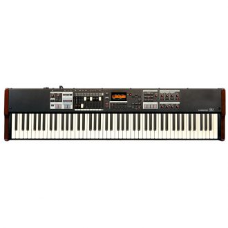 Hammond SK1-88 Instrument Keyboard Burgundy & Black (88 Note)