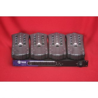 Hear Technologies Hearback 4 Pack (Used)