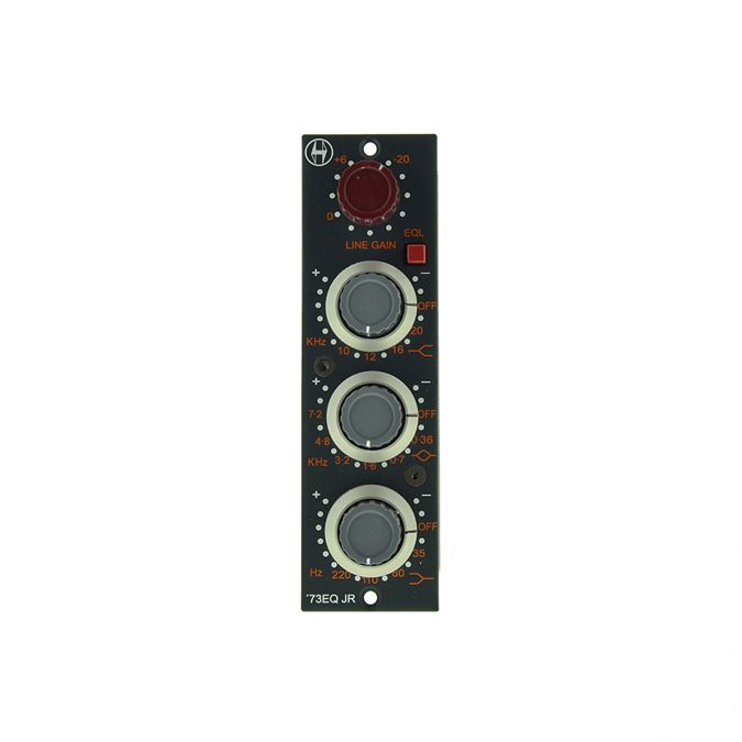 Heritage Audio 73EQJR 500 Series EQ Module
