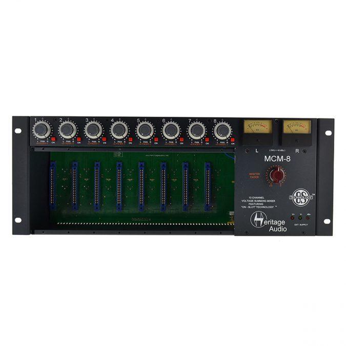 Heritage Audio MCM-8 (Music Compact Mixer)
