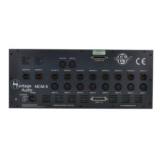 Heritage Audio MCM-8 8-Slot 500 Series Rack