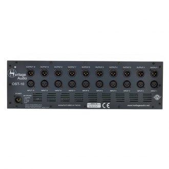 Heritage Audio OST-10 10-Slot 500 Series Rack