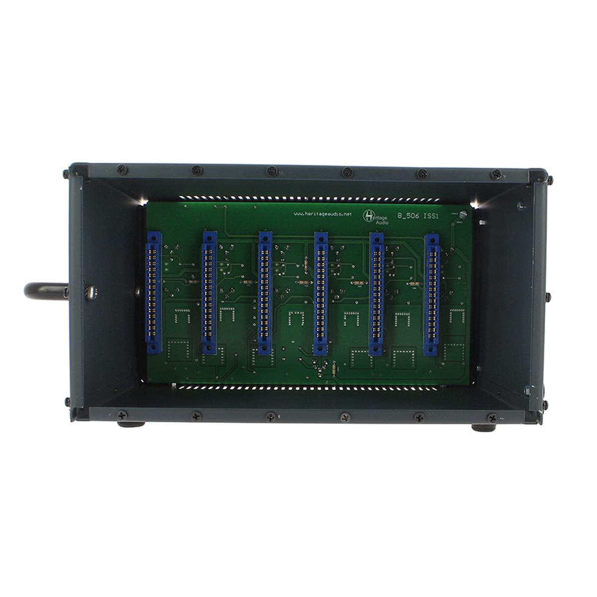 Heritage Audio OST-6 6 Slot 500 Series Rack
