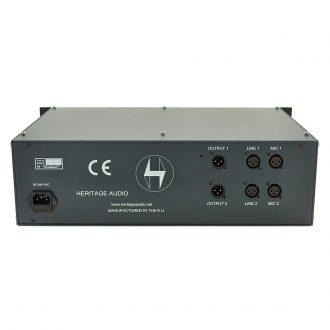 Heritage Audio RACK-2 80 Series Rack
