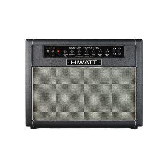 Hiwatt DR504C Combo 50W Amp w/ 2×12″ Fane Speakers
