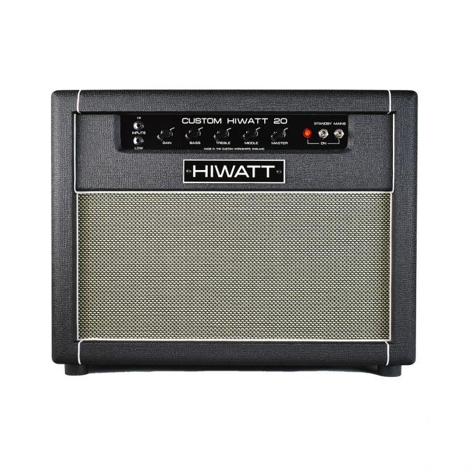 Hiwatt SA20C Combo 20W Amp w/ Celestion Speakers