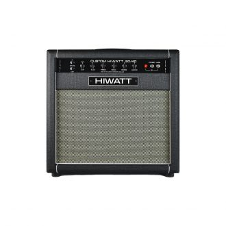 Hiwatt SS20/40C Combo 20W/40W Variable Amp w/ 1×12″ Fane Speaker