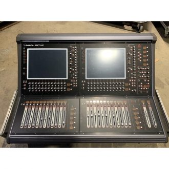 Digico SD12 with SD Rack 56/32 Never Toured (Used)