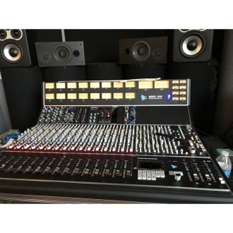 API 1608 Recording Console unloaded with P-Mix Automation (Used)