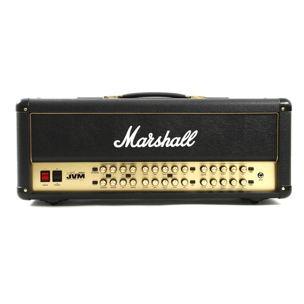 Marshall Jvm410hjs 100w Guitar Amplifier Head