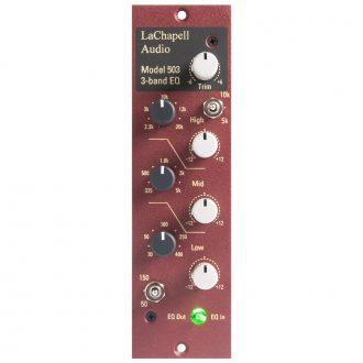 LaChapell 503 500 Series Ultra Clean EQ