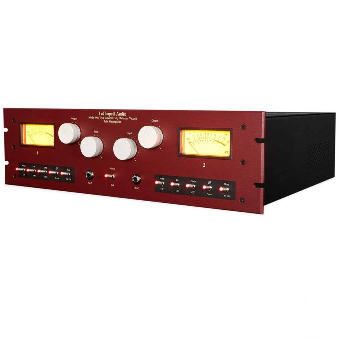 LaChapell 992EG Boutique Tube Mic Preamp