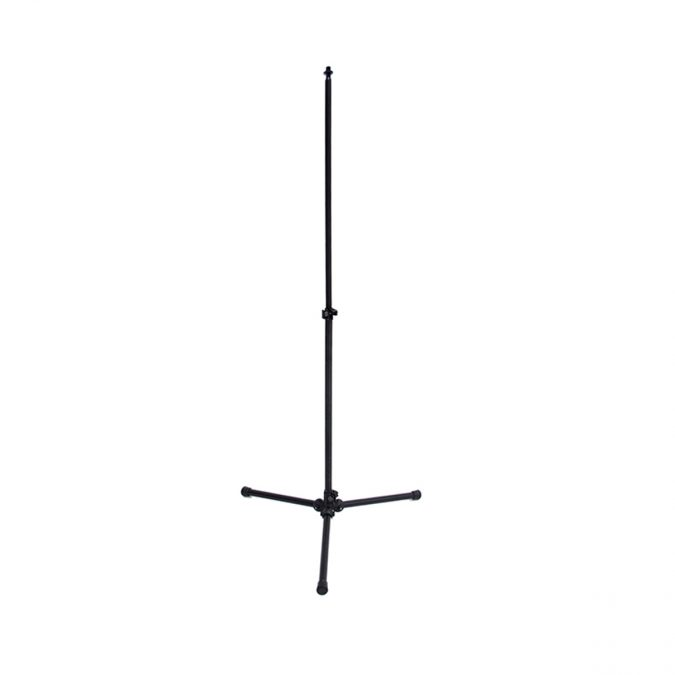 Latch Lake Music MicKing 1100 Straight Mic Stand-Black