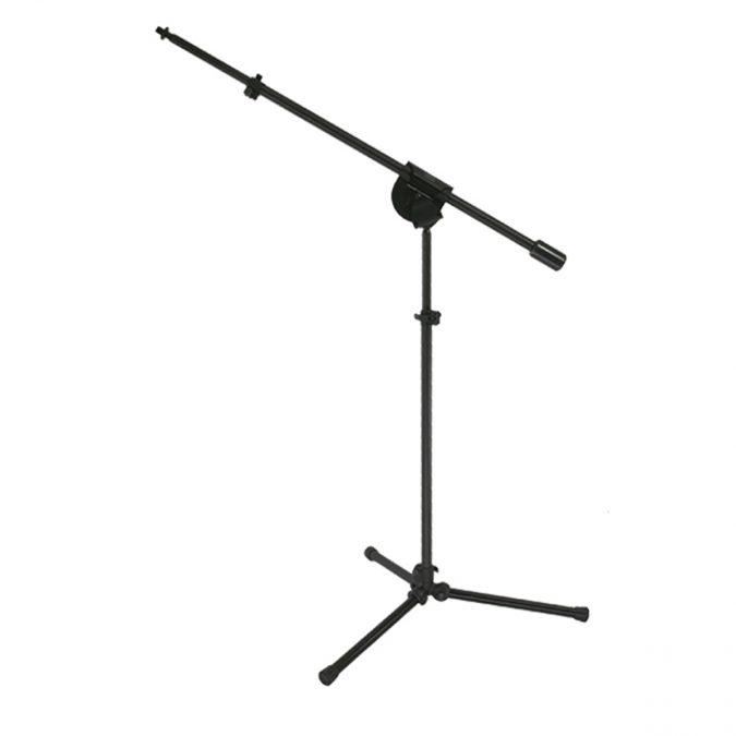 Latch Lake Music MicKing 1100 Microphone Stand-Black