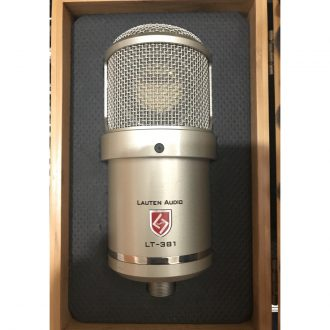 Lauten Audio LT-381 Oceanus Tube Microphone (Used)