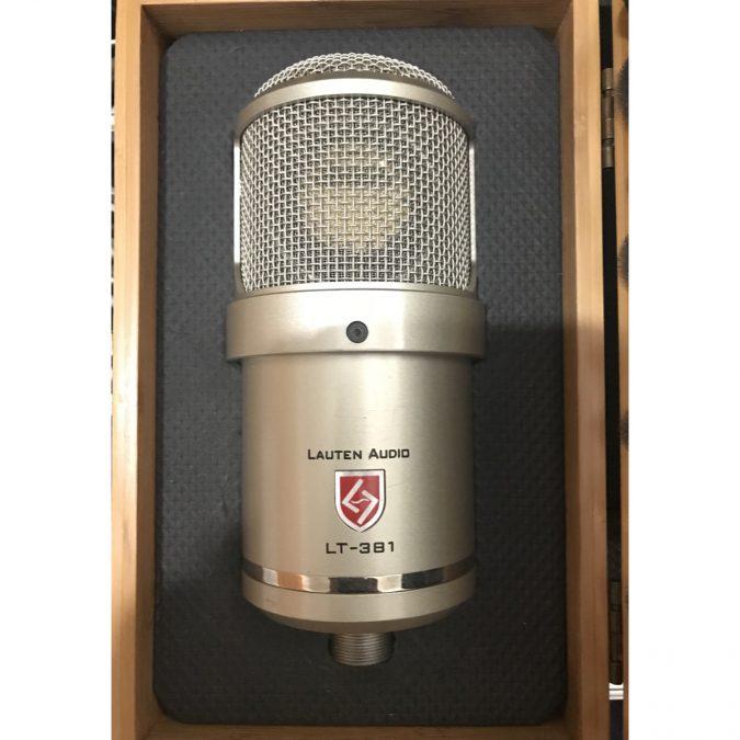 Lauten Audio LT-381 Oceanus Tube Microphone (Used)