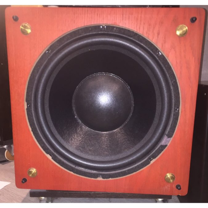 Lipinski L-707 Loudspeakers LCR with Dual Subwoofer's and Stands