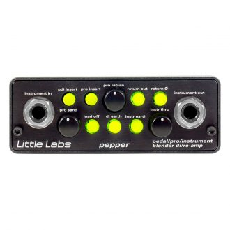 Little Labs Pepper Instrument Blender Direct Box