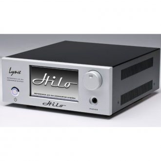 Lynx Hilo Silver Face Reference A/D D/A Converter System