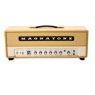 Magnatone Super Fifty-Nine M-80 45-Watt Head Gold