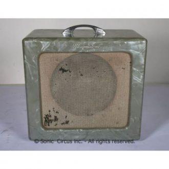 Magnatone MAGNA M197-3-V – Silver Sparkle (Vintage)