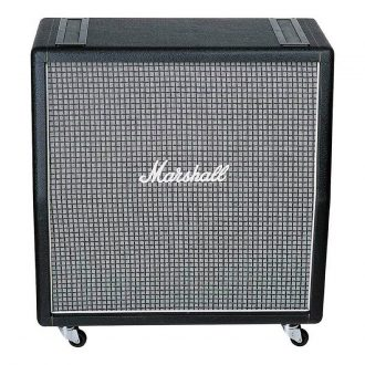 Marshall 1960AX Angled 4×12 Speaker Cabinet