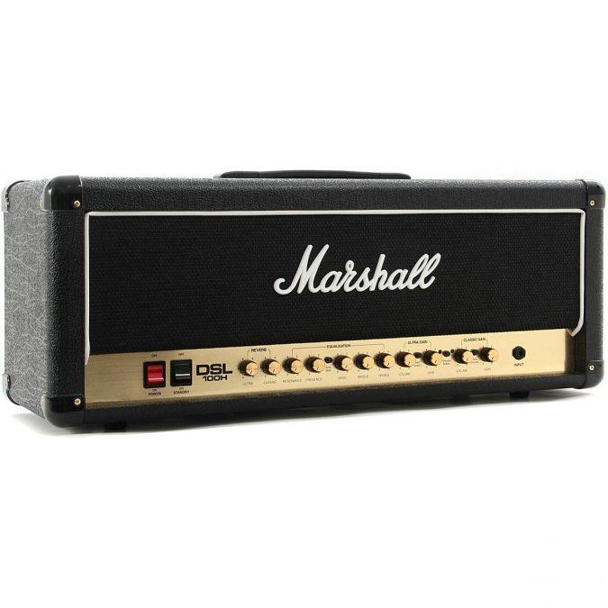 Marshall DSL100H 100 Watt Tube Guitar Head (Discontinued)
