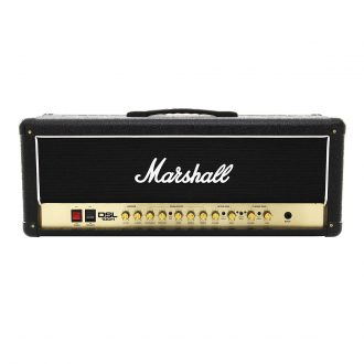 Marshall DSL100H 100 Watt Tube Guitar Head (Discontinued)