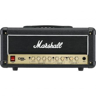 Marshall DSL15H 15 Watt Tube Guitar Amp Head (Discontinued)