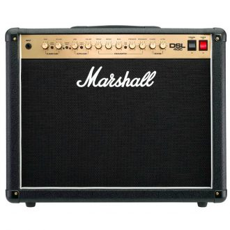 Marshall DSL40C 40 Watt 1×12″ Tube Guitar Combo Amp