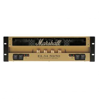 Marshall EL34 50 / 50 50 Watt Dual Monobloc Amplifier