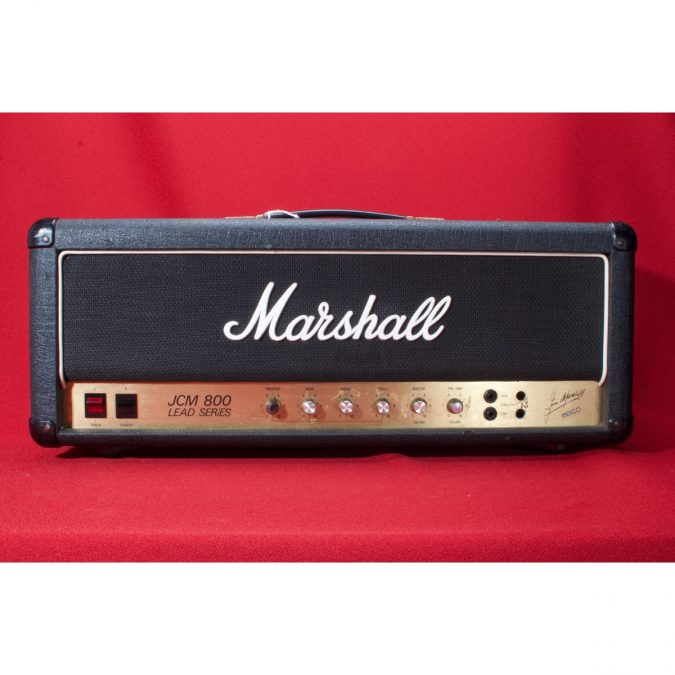 Marshall JCM800 50W Head from Indigo Ranch!