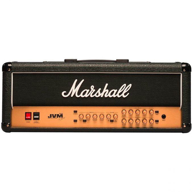 Marshall JVM205H 50 Watt Tube Guitar Amp Head