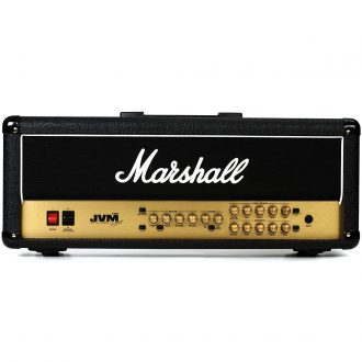 Marshall JVM210H 100 Watt Tube Guitar Amp Head
