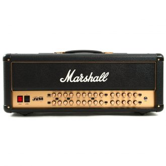 Marshall JVM410H 100 Watt Tube Head Amplifier