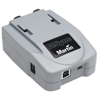 Martin M-Sync SMPTE USB