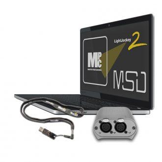 Martin M-PC Pro-64 / LJ-4 Controller kit