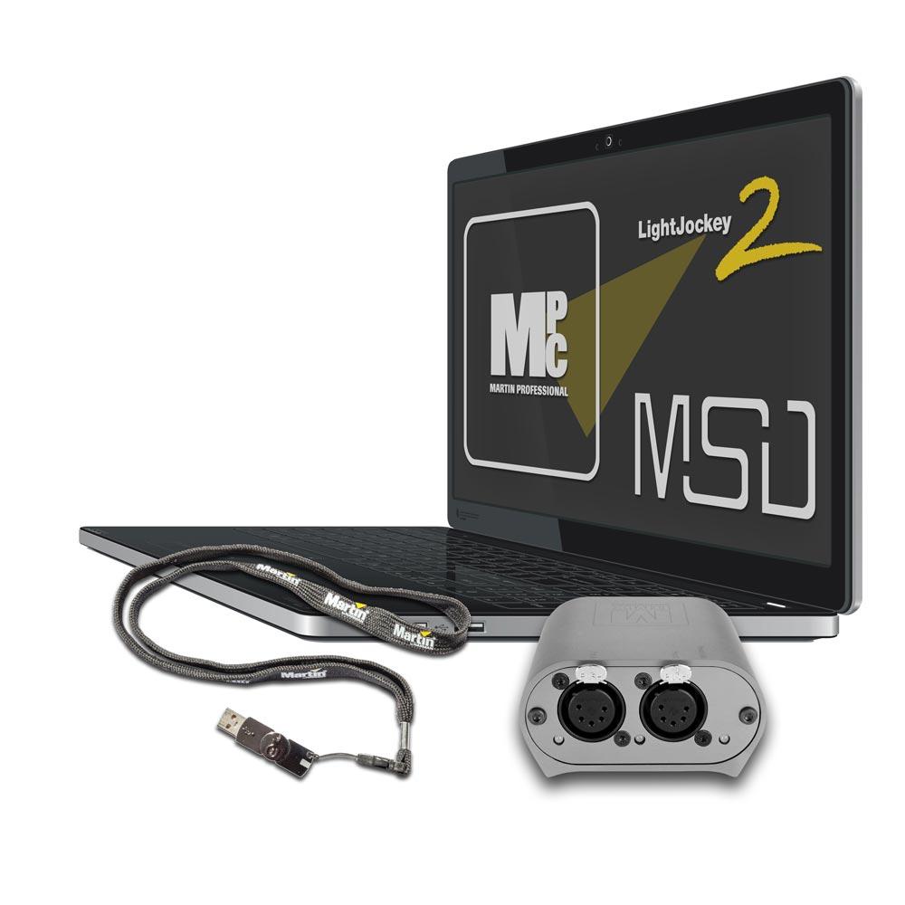 Martin M Pc Pro 64 Lj 4 Controller Kit