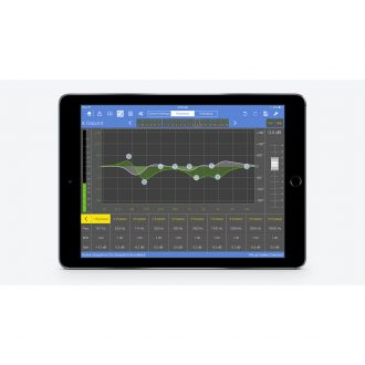 Meyer Sound Compass Go iPad App