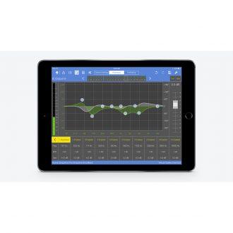 Meyer Sound Compass Go iPad App