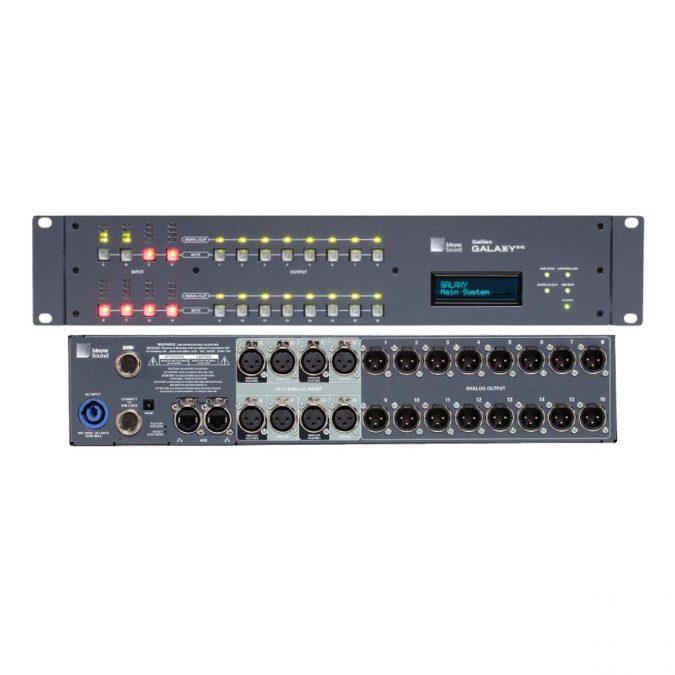 Meyer Sound Galileo GALAXY 816 Network Processor