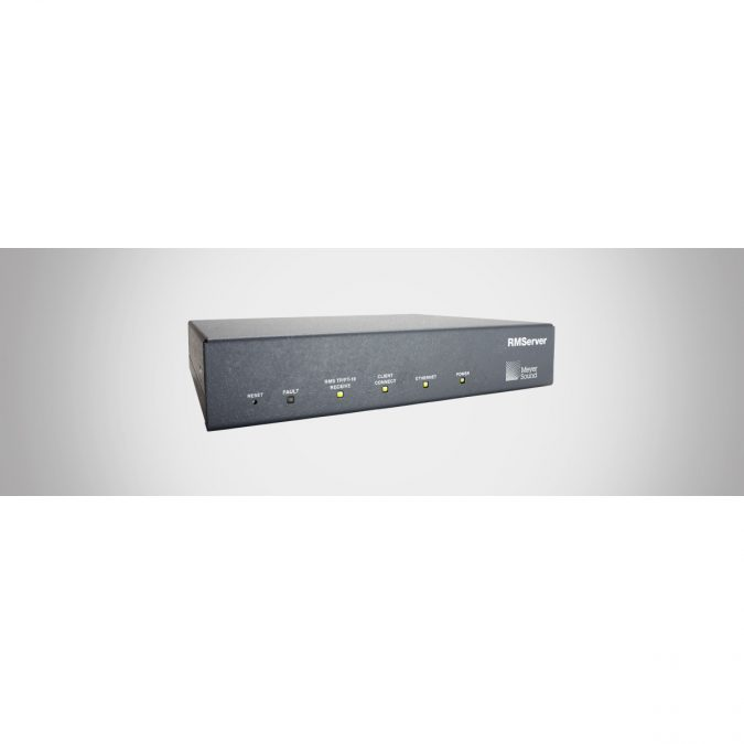 Meyer Sound RMServer Remote Monitoring System