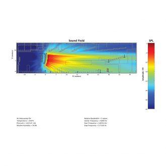 Meyer Sound MAPP XT System Design Tool
