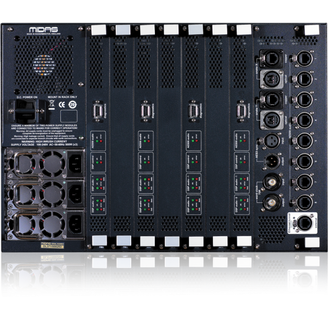 Midas DL371PRO3 Engine for PRO3 Mixing System