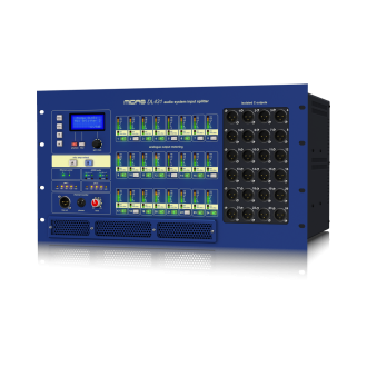 Midas DL431 Microphone Splitter Microphone Preamplifiers