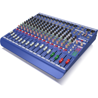 Midas DM16 Analog Live and Studio Mixer