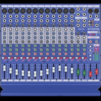 Midas DM16 Live and Studio Mixer