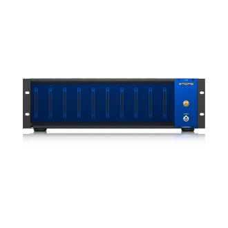 Midas L10 500 Series 10 Space Rack with linking