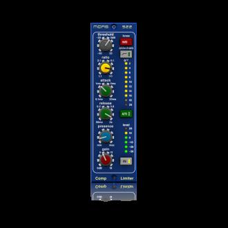 Midas Compressor Limiter 522 500 Series Dynamic Presence Control